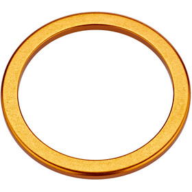 "KCNC Headset Spacer 1 1/8"" 2mm, gold"